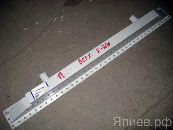 Бак радиатора К-700 верхний (неокрашен) (5 кг) 700.13.01.180-1 (СПб) ан