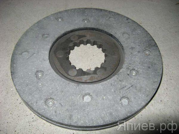 Диск тормозной МТЗ с/о клепаный (180 мм) 50-3502040 (РЗТ) а1