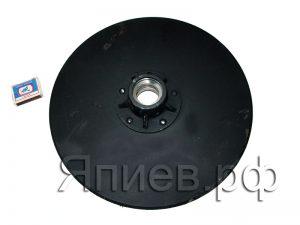 Диск сошника СЗ-3,6 со ступицей (ст. 50) (2,8 кг) (3 мм) (РЗЗ) ав