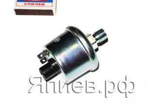Датчик давления масла КПП МТЗ (до 10 кгс) ДД10-01Е (Автоэлектрика) хм