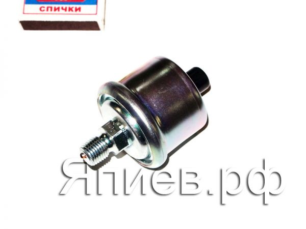 Датчик давления масла МТЗ (до 6 кгс) ДД6Е (Автоэлектрика) хм