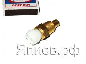 Датчик температуры воды ДУТЖ-02М (колодка штыревая) (Автоэлектрика) хм