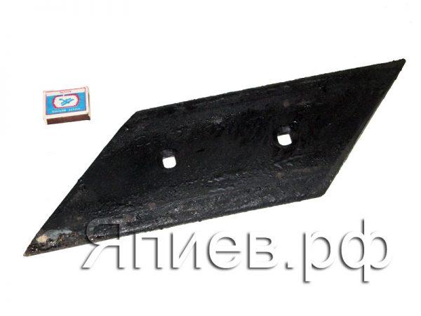 Нож плуга ПСКу левый (450*140*10 мм) (3 кг) 8.05.00.02 (РЗЗ) ав