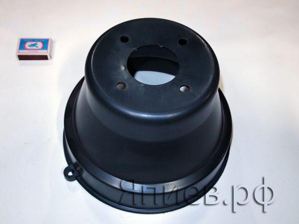 Колпак барабана Wirax (П) (пластиковый, черный) 8245-036-020-717