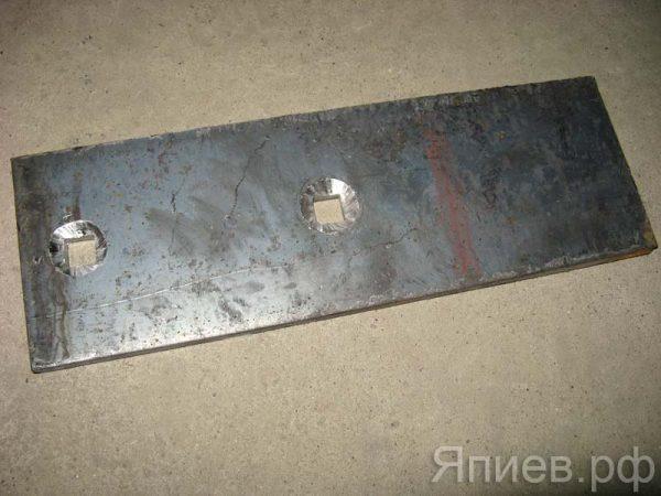 Доска полевая 1 стор. 300*100*11 мм (2,3 кг) ПЛЖ.21.500 (РЗЗ) ав