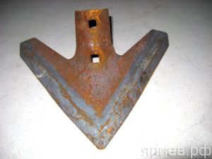 Лапа ОП-8 (ст. 50) (330 мм; 2,2 кг) 05.020 (РЗЗ) ав