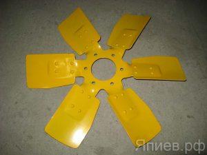 Вентилятор МТЗ 6 лопастей (метал.) 245-1308030 (DTS-К) дс