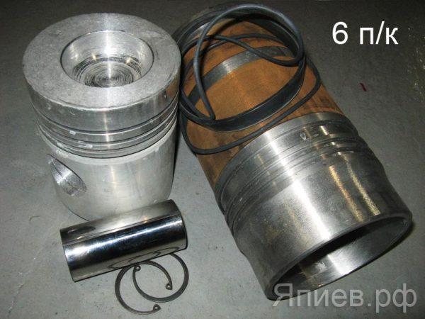 М/к ЯМЗ-236 (н/о с 2010 года) 236-1004005-Б (6 г/п) (Яр.) + поршн. п-цы Т-150 (Герм.)