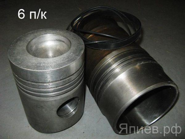 М/к ЯМЗ-236 (н/о с 2010 года) 236-1004005-Б2 (6 г/п) + упл. + поршн. кольца (Яр.) д
