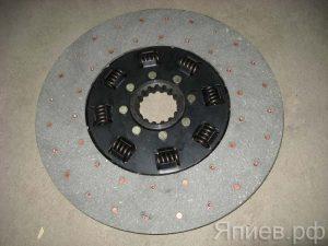 Диск сцепления Нива (СМД-18) (4 кг) (пружины не закрыты) (К) вд