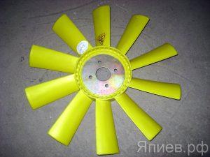 Вентилятор К-700 (пластик, 10 лоп.) (50*540 мм) (белый) 236-1308012 (К) а