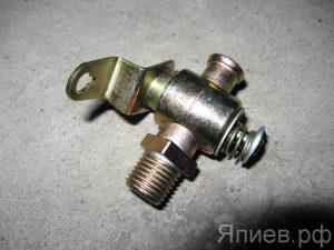 Кран радиатора МТЗ (резьба прямая) КР2-1305000 (К) тс