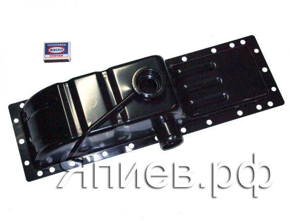 Бак радиатора МТЗ верхний (метал.) 70У-1301055 (DTS) дс