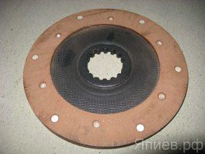 Диск тормозной МТЗ н/о клепаный (феродо) 85-3502040-02 (Тара) са
