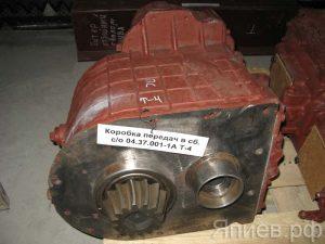 КПП Т-4 с/о  в сб.  04.37.001-1А (Р)