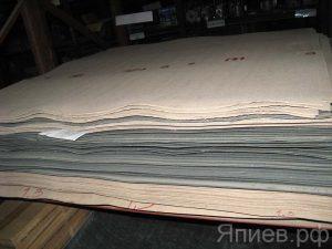 Картон  1,3 мм МПЦК (1х1 м), шт