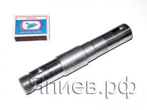Вал привода ТНВД К-700 с/о (165 мм) 236-1029154-Б2 (РФ) д