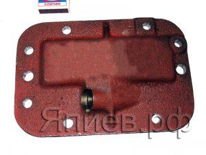 Крышка КПП МТЗ левая (под щуп) 70-1701454-А2 (МТЗ) а1